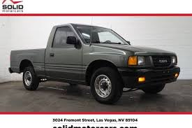Used Isuzu Pickup for Sale - Special Offers | Edmunds
