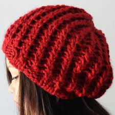 Easy Knit Hat Pattern Straight Needles Best 48 Knit Hat Patterns Perfect For Fall AllFreeKnitting