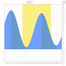 Ketchikan Tide Chart Tide Charts For Ketchikan Tongass Narrows In Alaska On