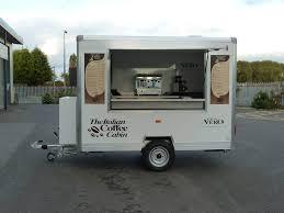 Want to start a coffee trailer? Bespoke Coffee Trailers The Big Coffee