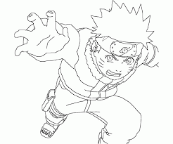 Drawing Random Naruto Coloring Pages Kids Colouring Pages