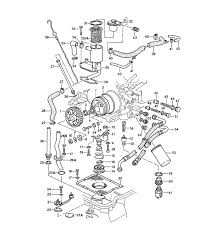 porsche engine diagrams porsche 928 parts engine lubrication