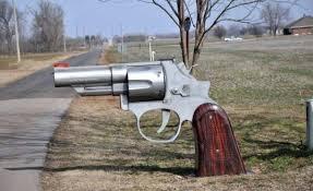 mailbox post ideas. Diy Mailbox Ideas 6 Gun Post N