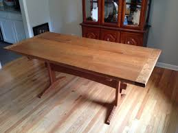 cherry dining table round cherry dining table with