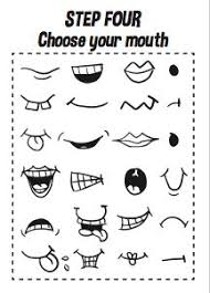 Funny Face Templates Funny Face Drawing Cartoon At Paintingvalley Com Explore