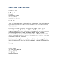 Higher Education Cover Letter Administration Sample Famous Ideas Of