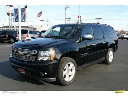Black 2007 Chevrolet Suburban 1500 LTZ 4x4 Exterior Photo ...