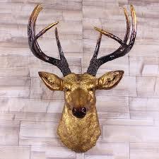 brilliant 10 white deer head wall decor design decoration best deer head wall decor