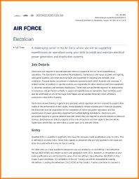 Electrician Resume Sample Electrician Resume Sample Cv Cover Industrial Apprentice Pertai 32