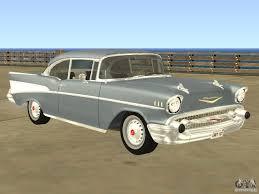 Chevrolet Bel Air for GTA San Andreas