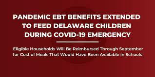 extend pandemic ebt benefits