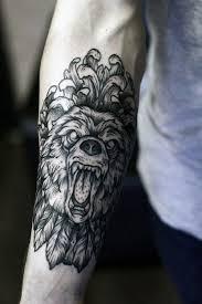 40 Tetování Předních Lvů Pro Muže Manly Ink Ideas