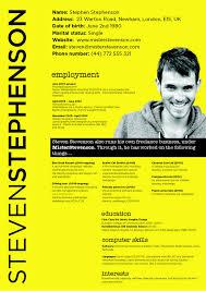 Creative Resume Fascinating 60 Brilliant Creative Resumés