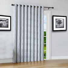 Warm Home Designs Winter Wide Long 100 Blackout Insulated Thermal Patio Panel Slidingdoor Curtain