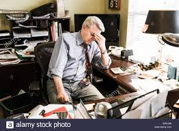 messy office pictures. contemporary pictures businessman in messy home office usa inside office pictures