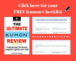 8 Things To Hate About Kumon A Review