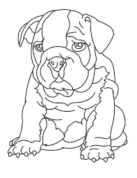 Small Picture Drawing Bulldog Coloring Pages Best Place To Color Coloring Home