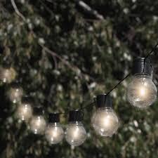 solar patio string lights. Perfect Lights Solar LED Edison Patio String Lights In
