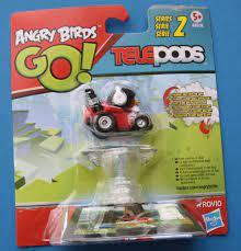 Angry Birds Go FIGURKA figurki telepods RED - 7047747139 - oficjalne  archiwum Allegro