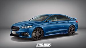 2018 ford concept cars. beautiful cars 2017 ford taurus rs looks cool but is unlikely to happen for 2018 ford concept cars