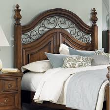 wood and iron bedroom furniture. Solid Wood Headboards Can Be Harmonized With Other Bedroom Furniture In Similar Woods. Some Headboard Models Are Supposed To Look Antique Particularly And Iron A