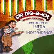 development in after independence history for kids mocomi partition of independence