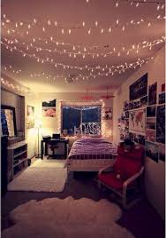 Cute Rooms With Lights Stunning And Cute Dorm Room Decorating Ideas 48 Jenterom