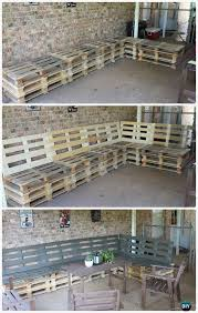 furniture ideas with pallets. beautiful ideas diy outdoor patio furniture ideas u0026 instructions on with pallets
