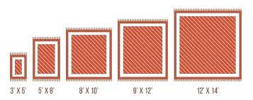 typical rug sizes rug runner sizes large size of living by 7 rug size placing area typical rug sizes