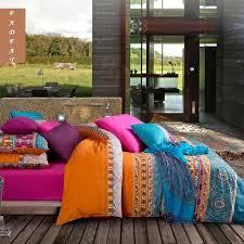 boho duvet covers queen amazing sets bohemian bedding mandala set for 35 plrstyle com