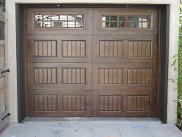 best single car garage doors with one car garage door