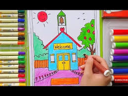 Small Picture Coloring Pages to Learn Colors for Toddlers Painting Page a