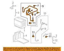 car & truck battery cables & connectors for honda pilot ebay 2006 Honda Pilot Wiring Harness at Napa Wiring Harness For 2005 Honda Pilot