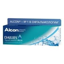 <b>Линзы контактные ALCON</b> (CIBA VISION) <b>Dailies</b> AquaComfort ...