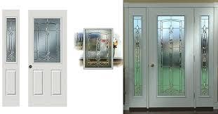 glass insert for door front entry door glass inserts in replacement door glass insert storm door glass insert home depot