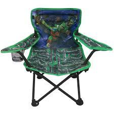 Ninja Turtle Bedroom Furniture Nickelodeon Teenage Mutant Ninja Turtles Fold N Go Chair