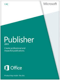 Ms Office Publisher Microsoft Publisher 2013 Buy Online