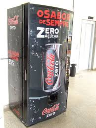 Coke Zero Vending Machine Impressive Coke Zero Machine There Are Two Of These Located Inside Of Flickr