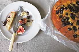 Tuscan Grape Bread Italian Cheeses Imbibe Magazine