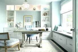 neutral home office ideas. Home Office Desk Neutral With Partners Ideas Gorgeous E