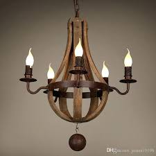 french wooden chandelier french baroque wood chandelier retro wooden barrel lamps old wrought iron dining room french wooden chandelier