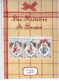 French Cross Stitch Charts Histoires Broder French Cross Stitch Chart Les Etiquettes Pampilles Ebay
