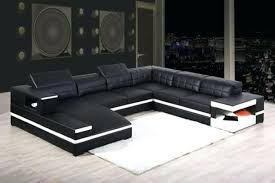 black modern couches. Unique Modern Modern Black Couches Leather Sectional Sofa Trends  Inside Image And Black Modern Couches D