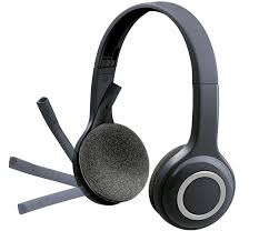 Logitech H600 <b>Wireless</b> Headset with Noise-Cancelling <b>Mic</b> & On ...