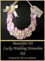50 best wedding gift superstitions images on pinterest wedding Wedding Horseshoe To Make wedding gift superstitions beautiful pink 3d decoupage lucky wedding horseshoe kit Horseshoes Game Wedding