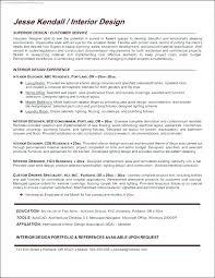 Sample Kitchen Designer Resume Interior Design Resume Sample Resume Pro