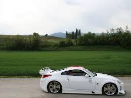 nissan 350z white modified. Plain White Nissan 350z Modified Intended Nissan White Modified