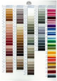 Valdani Color Chart 67 Memorable Dmc Perle 8 Color Chart