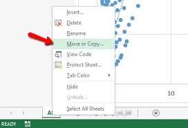 How To Move Chart To New Window In Excel Next Of Windows