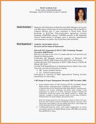Samples Of Professional Summary For A Resume Professional Summary Resume Examples Inspirational Example For Of 8